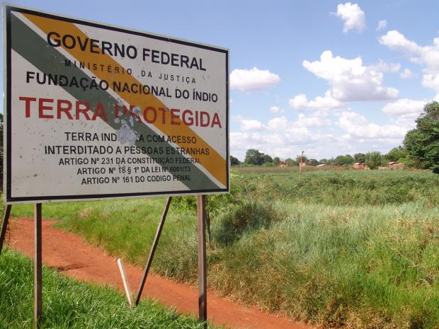 Polícia Federal fará operações na Reserva Indígena de Dourados em conjunto com a Funai - Crédito: Foto: Arquivo