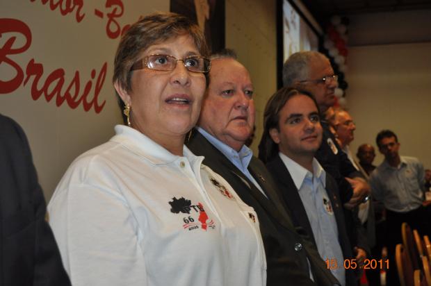 Presidente regional do PTB Ivan Louzada - Crédito: Foto : divulgação