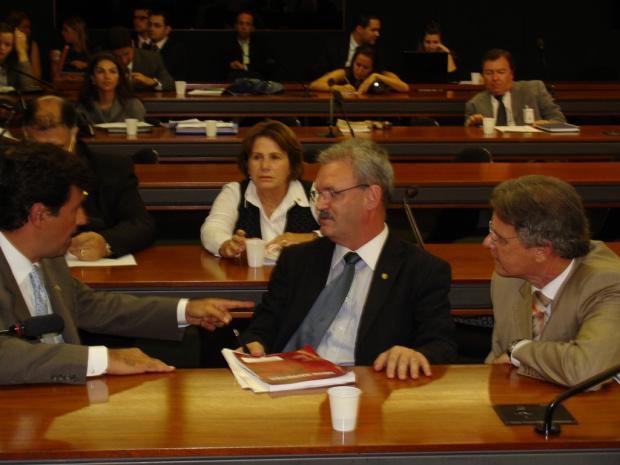 Deputado Geraldo Resende é presidente da Comissão Especial de Alcoolismo -