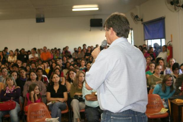 Categoria rejeitou por unanimidade a proposta feita pela prefeitura de negociação salarial - Crédito: Foto: Divulgação