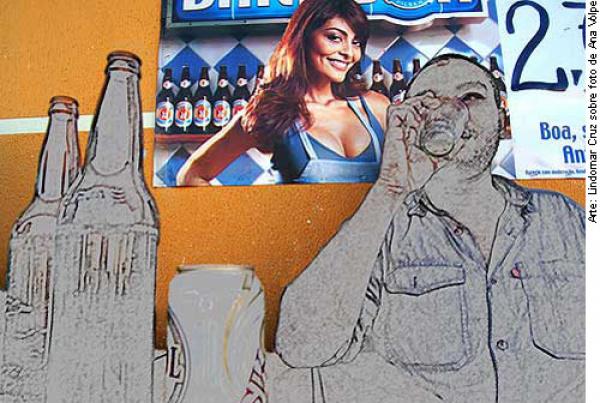 Normas para propaganda de bebida alcoólica contradizem a Lei Seca - Crédito: Foto: Divulgação