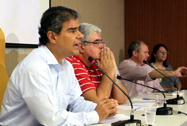 Nelsinho quer evitar escândalo de grandes proporções em sua administração - Crédito: Foto : Divulgação