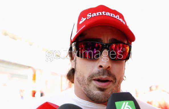 Alonso acredita em reação - Crédito: Foto: Getty Images