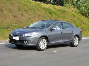 Renault Fluence - Crédito: Foto: Divulgação