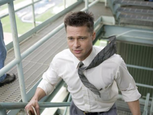 Brad Pitt em cena de \'Árvore da vida\', grande vencedor do 64º Festival de Cannes - Crédito: Foto: Divulgação