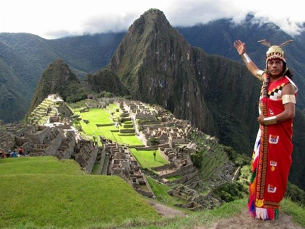 Machu Picchu irá comemorar 100 anos desde a descoberta pelo mundo exterior. - Crédito: Foto: AFP Photo / via BBC