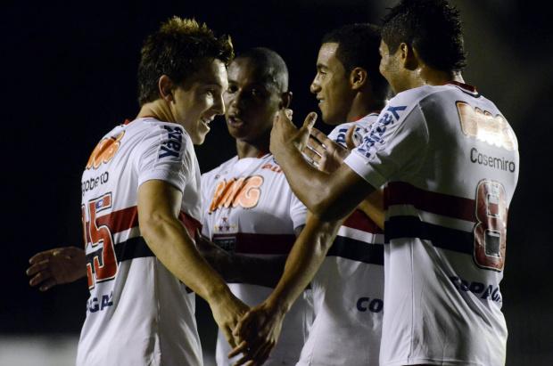Vitória no Rio comprova momento da garotada no Tricolor -