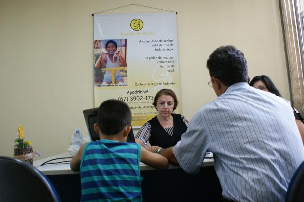 Projetos da Vara da Infância contribuem para a adoção em Dourados - Crédito: Foto: Hédio Fazan/PROGRESSO