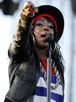 Lauryn Hill - Crédito: Foto: Reuters