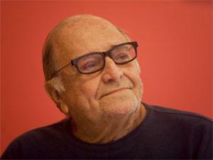 O cineasta Carlos Manga, homenageado pelo Festival de Ouro Preto - Crédito: Foto: Tânia Rêgo/Acervo Universo Produção