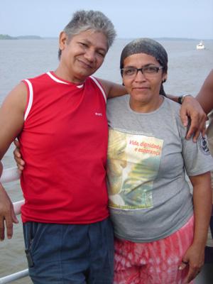 Casal de ambientalistas morto a tiros em estrada no Pará - Crédito: Foto: Divulgação/Arquivo CNS