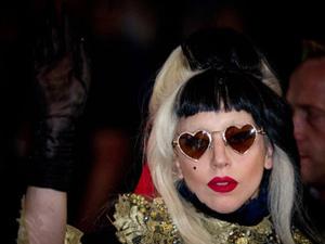 Lady Gaga durante a 64ª edição do Festival de Cannes - Crédito: Foto: Martin Bureau / AFP Photo