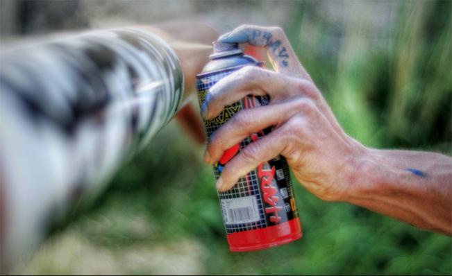 A Lei 12.408/11 também formaliza a distinção entre pichação e grafitagem - Crédito: Foto : Divulgação