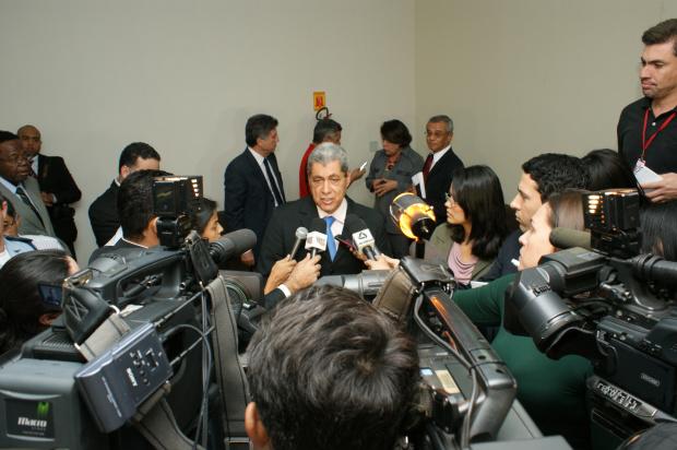 André quer doação de áreas em poder do Estado e União para índios - Crédito: Foto: Hédio Fazan/PROGRESSO