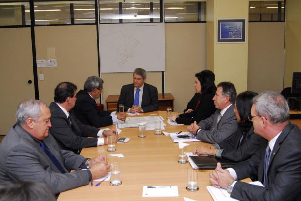Secretaria de Aviação Civil informou bancada de MS sobre liberação de recursos - Crédito: Foto : Divulgação