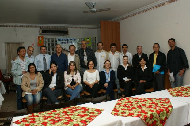 Poupex reúne representantes de imobiliárias para informar sobre parcerias - Crédito: Foto: Hédio Fazan/PROGRESSO