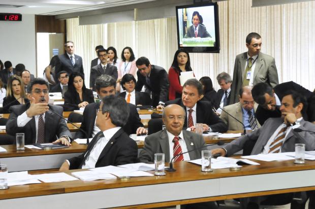 CCJ do Senado volta a discutir propostas de reforma política quarta-feira - Crédito: Foto : Geraldo Magela – Agência Senado