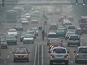 Carros são grandes fontes de poluição - Crédito: Foto: BBC