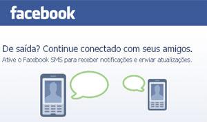 O Brasil foi o país que registrou o maior número de novos usuários no Facebook em maio - Crédito: Foto: Reprodução