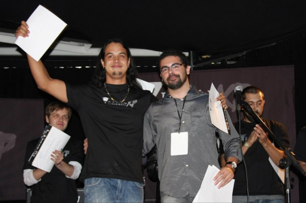 Guitarrista Luan Mendes comemora o 2º lugar no Eagle Experience - Crédito: Foto: Divulgação