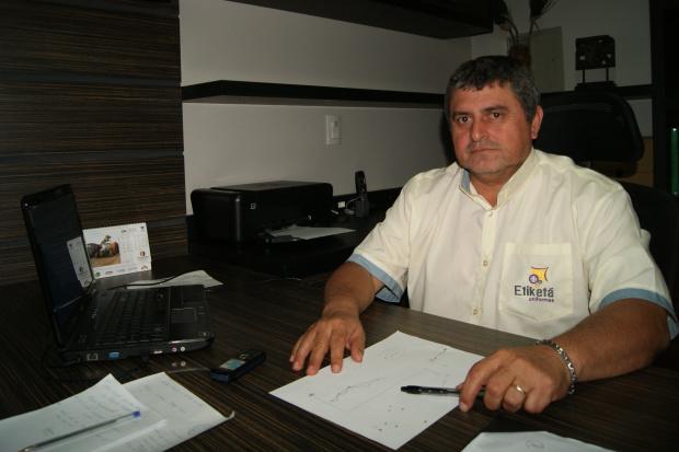 Benjamim Barbosa reconhece falhas grosseiras e já fala em trabalho para 2012, para ser campeão estadual - Crédito: Foto : Marcelo Humberto/PROGRESSO