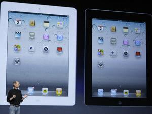 Steve Jobs deve mostrar novo sistema para iPad na próxima segunda-feira - Crédito: Foto: AP
