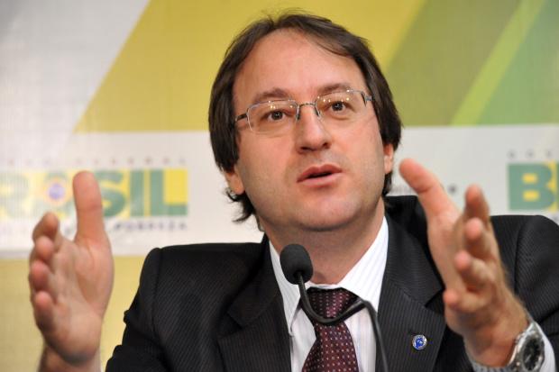 Gilson Bittencourt, secretário de Política Econômica do Ministério da Fazenda - Crédito: Foto : Elzas Fiúza – Abr
