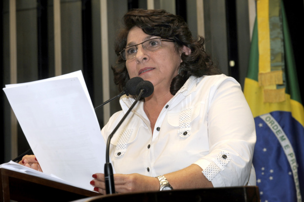 Marinor diz que CPI vai abrir investigações sobre falsas agências de modelos - Crédito: Foto : Moreira Mariz – Agência Senado