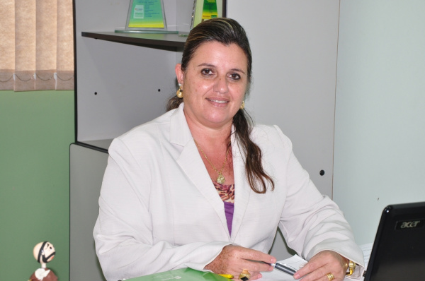 Valdenise Carbonari, secretaria do Meio Ambiente Foto: Assecom -