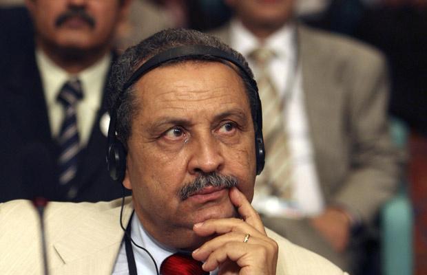 Chukri Ghanem em 22 de junho de 2008 - Crédito: Foto: Reuters