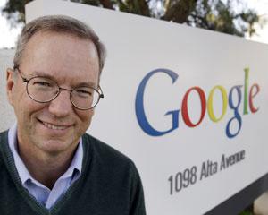 Eric Schmidt hoje é presidente do conselho de administração do Google - Crédito: Foto: Paul Sakuma/AP