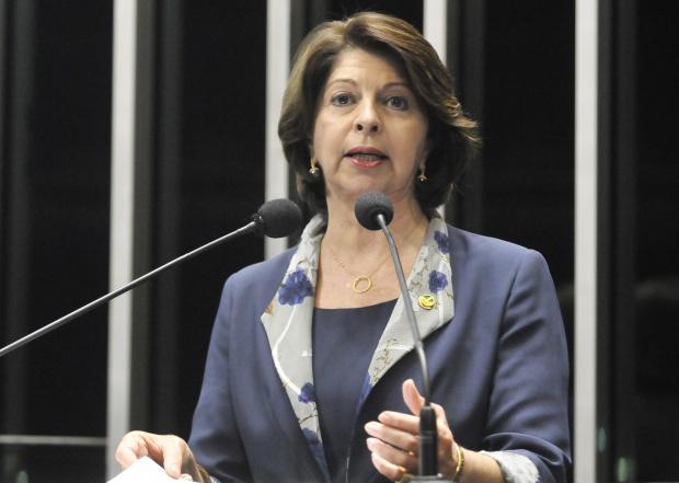 Senadora Marisa Serrano pode ocupar vaga no Tribunal de Contaso do Estado - Crédito: Foto : Geraldo Magela – Agência Senado
