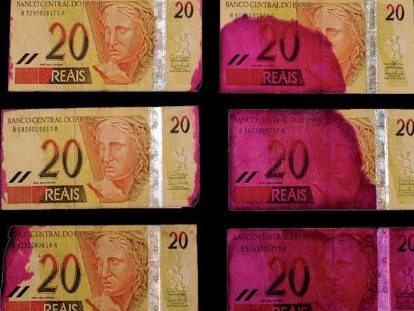 População deve ficar atento ao receber notas de real - Crédito: Foto: Divulgação