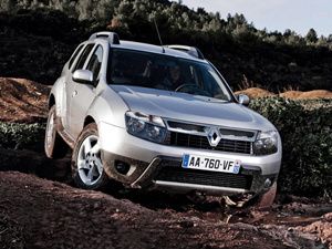 Renault Duster é projeto da romana Dacia  - Crédito: Foto: Divulgação