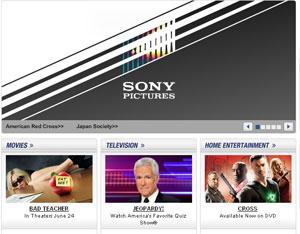 Site da Sony Pictures foi invadido por hackers - Crédito: Foto: Reprodução