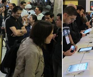 iPad 2 chegou ao Brasil no final de maio  - Crédito: Foto: Carlos Giffoni/G1