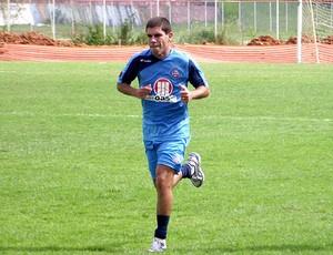 Treinando há uma semana, Ricardinho estará em campo na próximo jogo do Bahia - Crédito: Foto: Divulgação