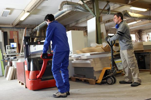 Indústria estadual prevê aumento nas vendas, contratações e nas exportações - Crédito: Foto : Divulgação