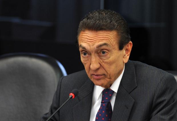 Ministro Edison Lobão diz que pode faltar etanol no país - Crédito: Foto : Valter Campanato – Abr