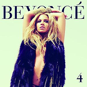 Capa de \'4\', novo disco de Beyoncé  - Crédito: Foto: Divulgação