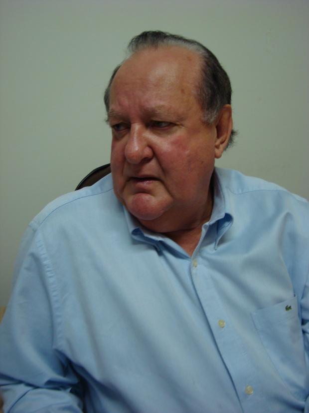 Ivan Louzada, presidente do PTB, critica saída de prefeito - Crédito: Foto : Divulgação
