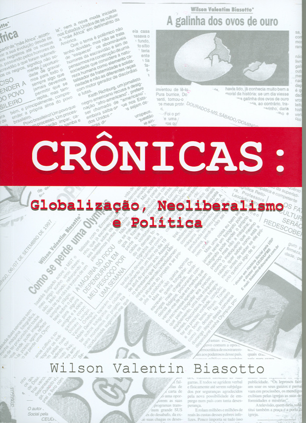 Livro é fonte de estudos nas áreas social, política, literária e histórica - Crédito: Foto: Divulgação