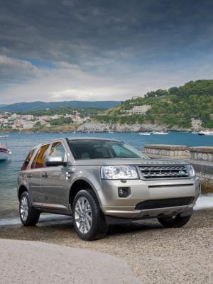 Land Rover Freelander 2 a diesel tem 190 cv de potência - Crédito: Foto: Divulgação