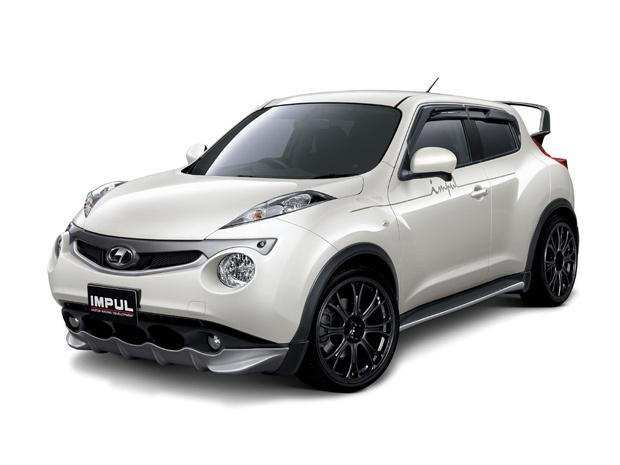 Versão do Nissan Juke criada pela empresa japonesa de tuning Impul - Crédito: Foto: Divulgação