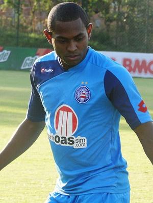 Jobson é motivo de polêmica entre Atlético-MG e  Bahia - Crédito: Foto: Tarcísio Badaró/Globoesporte.com