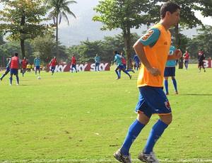Thiago Neves volta para treinar com o Fla  - Crédito: Foto: Janir Júnior / Globoesporte.com