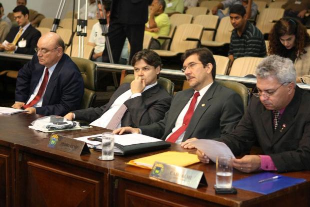 Bancada de oposição na AL apoia a nova política fiscal do governo do Estado - Crédito: Foto : Divulgação