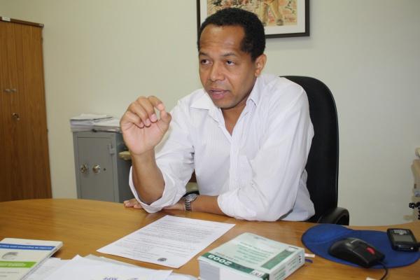 Procurador do MPF está investigando casos de transferência ilegal das casas - Crédito: Foto: Hédio Fazan/PROGRESSO