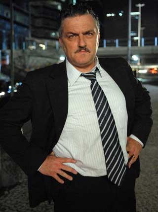 Ator Werner Schünemann interpretou o vilão Saulo em \'Passione\' - Crédito: Foto: Alex Carvalho/TV Globo