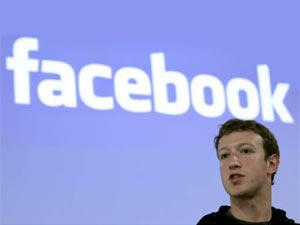 Mark Zuckerberg, fundador do Facebook: site pode} valer US$ 100 bi - Crédito: Foto: R. Galbraith/Reuters